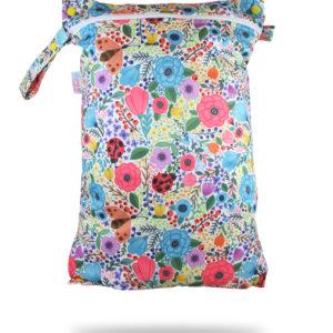 Produktbild 101786-Petit-lulu-Nasstasche-Blumen-bunt-Wetbag-Nappybag2_new