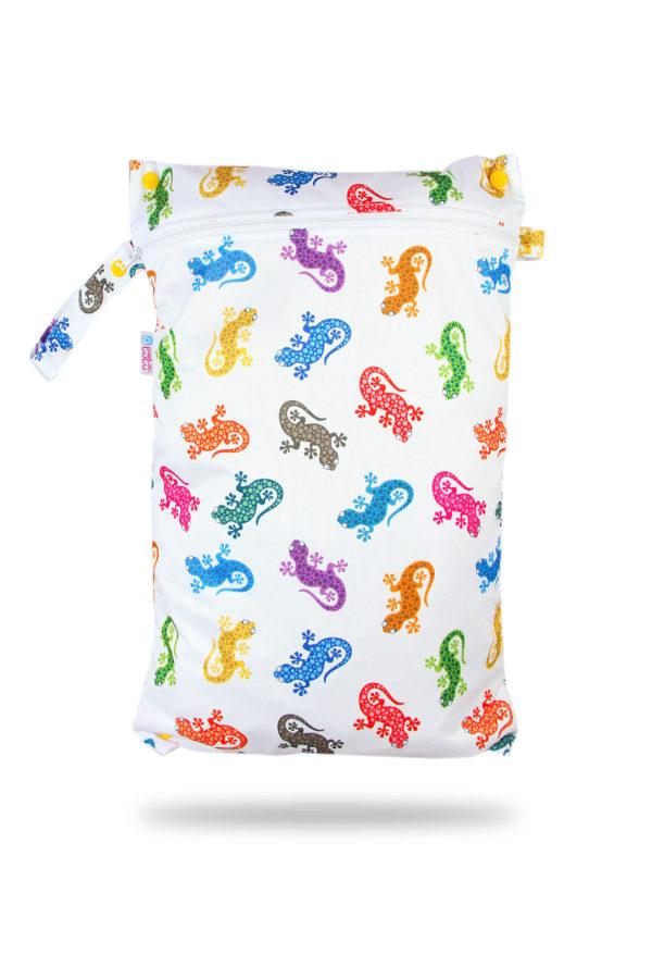 Produktbild 102095 Gecko-Petit-lulu-Nasstasche-Wetbag-Nappybag