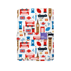 Wickelunterlage Bambino mio Design Great Britain