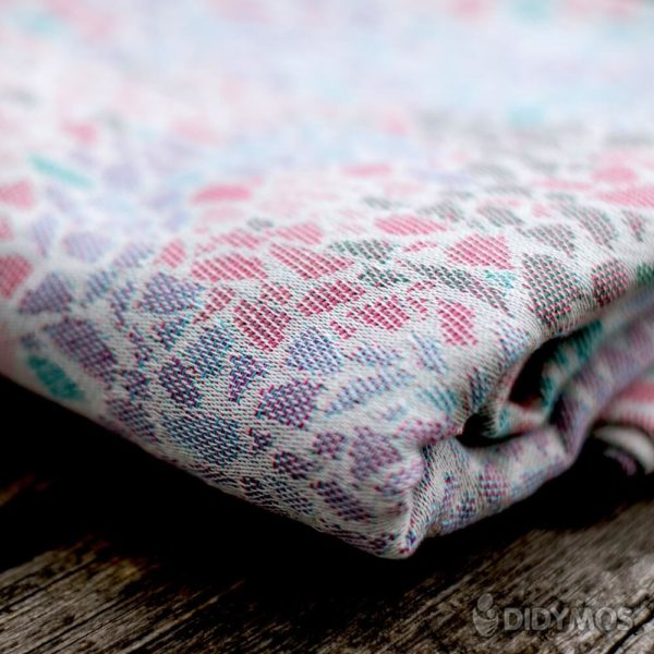 Stoffmuster Didymos_Muster_Sommer-mosaik_60263-06
