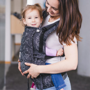 Lifestyle Bild strahlendes Kleinkind in LIMAS Flex EBW 2019_08