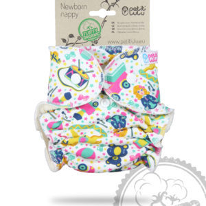 Produktbild 101823 Petit Lulu Hoeschenwindel Neugeborene-Organic- Spielzeug