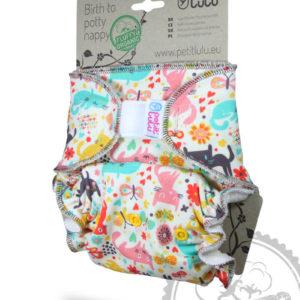 Petit Lulu - Windeln Organic -Klett