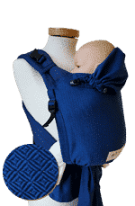 Produktbild Storchenwiege Babytrage-5bb1f33cea355BC_Leo_marine